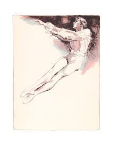 Dancer 3 by Jim Jonson