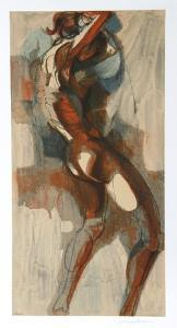 Dancer I by Jim Jonson