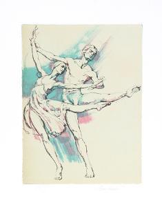 Dancers 1 by Jim Jonson