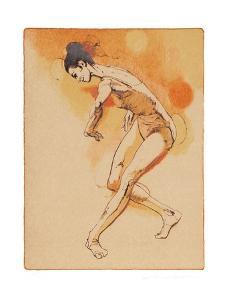 Dancers 2 by Jim Jonson