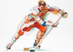 Hockey by Jim Jonson