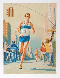 Marathon by Jim Jonson