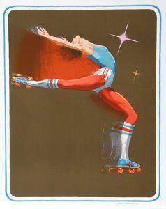 Roller Rocket by Jim Jonson
