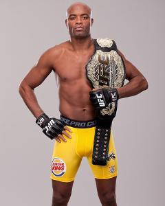 UFC 148: Jul 7, 2012 - Anderson Silva vs Chael Sonnen by Jim Kemper