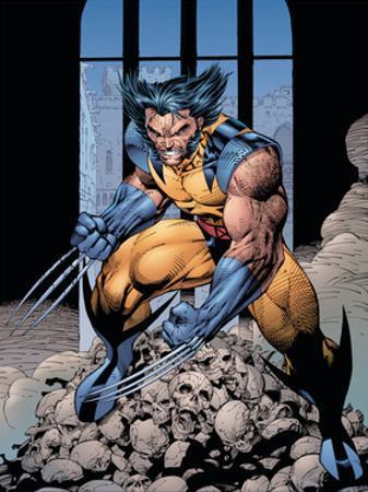 Wolverine Lithograph: Wolverine