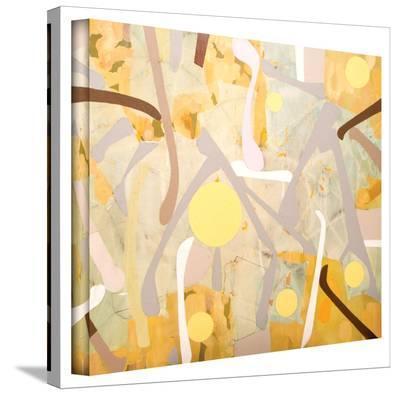 Jim Morana 'Wishbone Construction' Gallery-Wrapped Canvas-Jim Morana-Gallery Wrapped Canvas