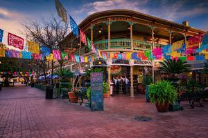 At the Mexican Market (El Mercado), San Antonio, Texas, United States of America, North America by Jim Nix