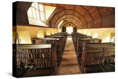 Merton College Library, a World-Class Research Facility Since 1589