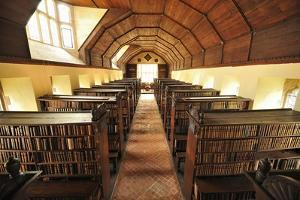 Merton College Library, a World-Class Research Facility Since 1589 by Jim Richardson