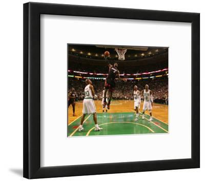 Boston, MA - June 03: LeBron James