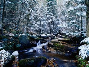 Adirondack Mountains, Lake Placid, NY by Jim Schwabel