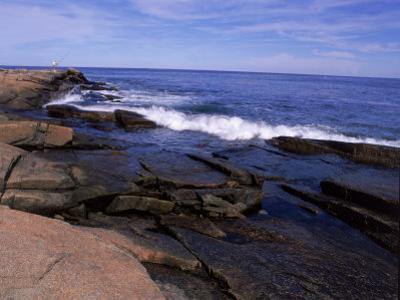 Atlantic Ocean, Halibut Point State Park, MA
