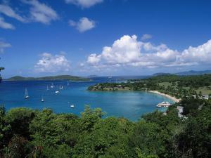 Caneel Bay, Virgin Islands National Park, St. John by Jim Schwabel