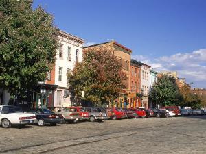 Fells Point Area, Baltimore by Jim Schwabel