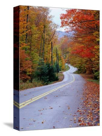Hollywood Rd at Route 28, Adirondack Mountains, NY