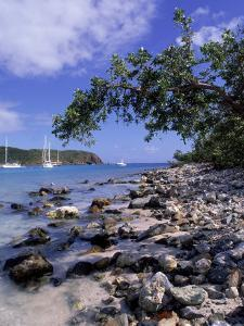Salt Pond Bay, St. John, USVI by Jim Schwabel