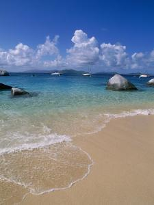 The Baths, Virgin Gorda, British Virgin Islands by Jim Schwabel