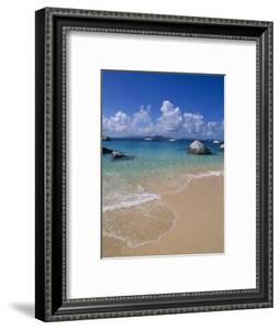 The Baths, Virgin Gorda, British Virgin Islands by Jim Schwabel