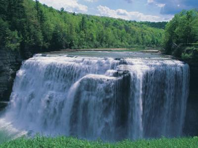 Waterfall, Letchworth State Park