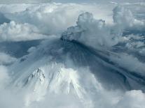 Kilauea Volcano Erupting-Jim Sugar-Photographic Print