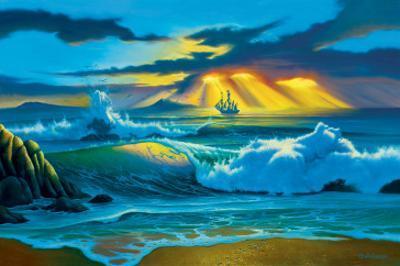Fanta-Sea by Jim Warren
