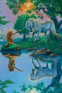If I Were a Mermaid and You Were a Unicorn by Jim Warren