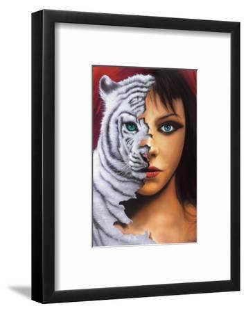 The Tigress by Jim Warren