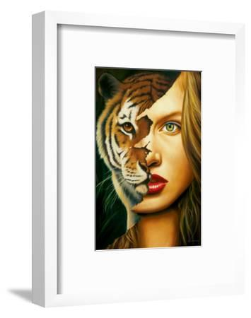 Tiger Within by Jim Warren