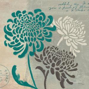 Chrysanthemums I by Jim Wellington