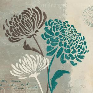 Chrysanthemums II by Jim Wellington