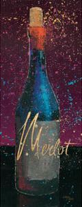 Wine Splash Dark IV by Jim Wellington