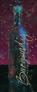 Wine Splash Dark V by Jim Wellington