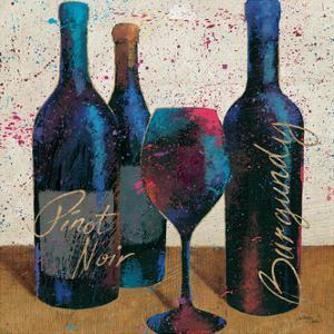 Wine Splash Light III by Jim Wellington