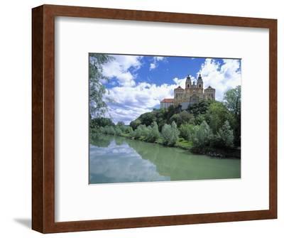 Melk Abbey and Danube