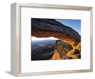 Mesa Arch Framing Landscape