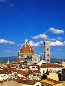 Santa Maria del Fiore in Florence by Jim Zuckerman