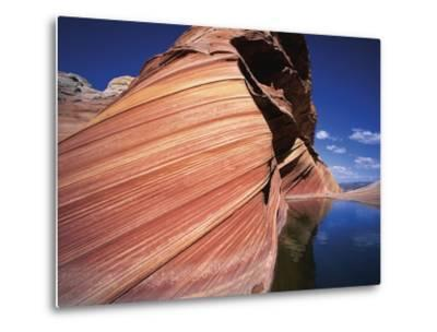 Water at Coyote Buttes