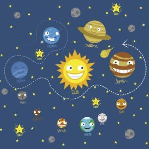 Solar System by Jimmy Messer