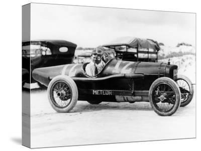 Jimmy Murphy in Duesenberg Racing Car, C1920