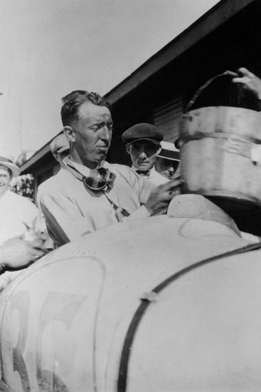 Jimmy Murphy, Winner of the Indianapolis 500, 1922--Photographic Print