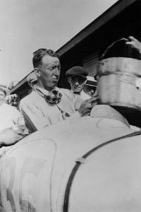 Jimmy Murphy, Winner of the Indianapolis 500, 1922