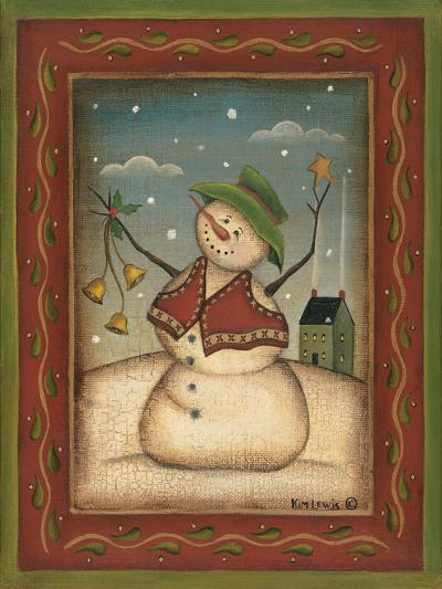 Jingle Bells-Kim Lewis-Art Print