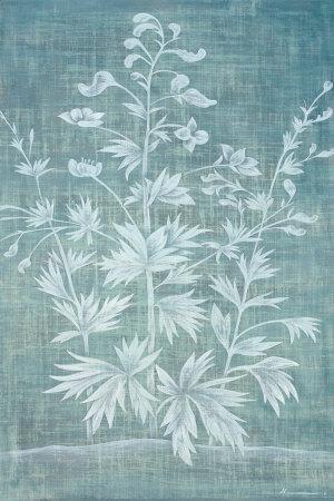 Floral Tapestry I