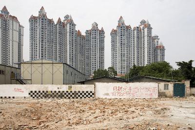 Jinxiu Silver Bay, Guangzhou, China--Photographic Print