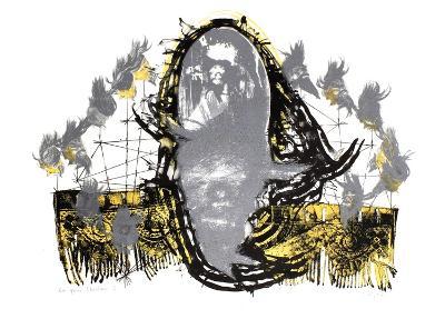 Jivaro avec dentelles-Guillermo Arizta-Limited Edition