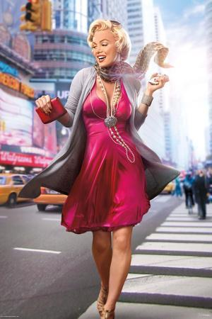 Marilyn In the City