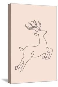 Reindeer by JJ Design House