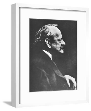 JJ Thomson, British Physicist, C1922--Framed Giclee Print