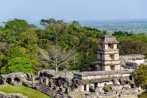Palenque Palace by jkraft5