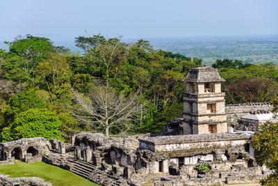 Palenque Palace